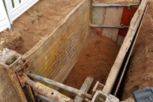 Case Study - Erneuerung der Transportwasserleitung 1